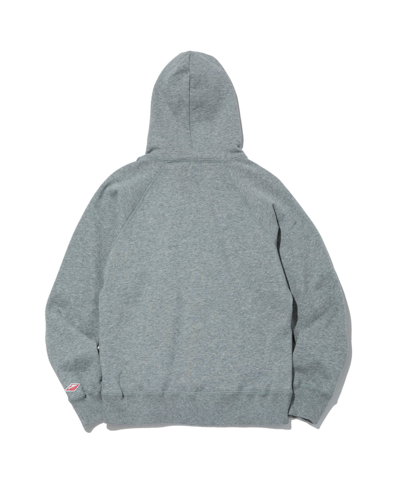 Reach Up Hoody, Heather Grey