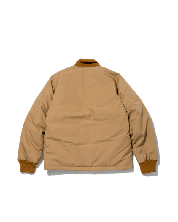 Batten-Down Deck Jacket, Khaki