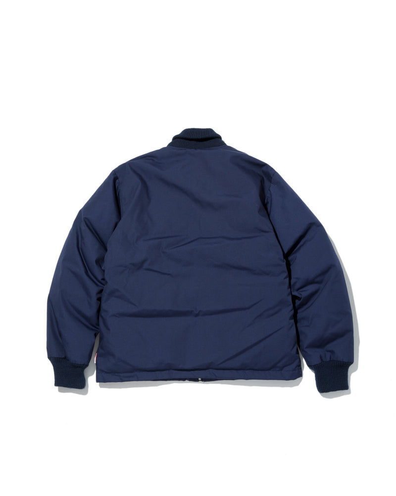 Batten-Down Deck Jacket, Navy