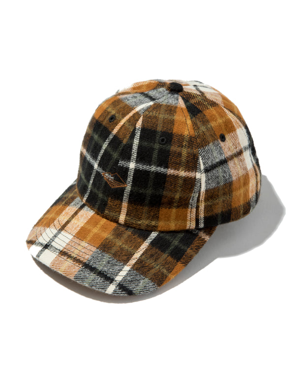 Field Cap, Chestnut Plaid