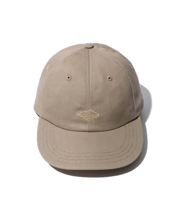 Field Cap, Khaki Cotton Twill