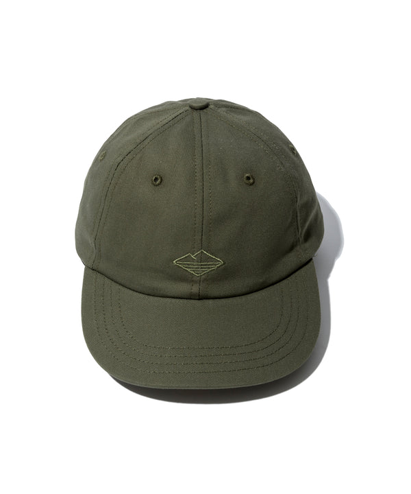 Field Cap, Olive Cotton Twill
