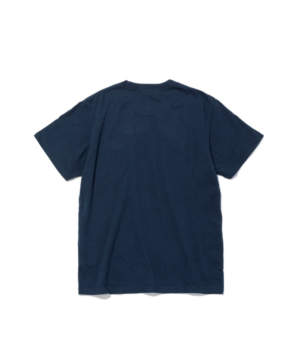Surf the World S/S Pocket Tee, Navy