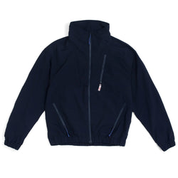 Nylon Jump Jacket (SS19), Navy/Navy