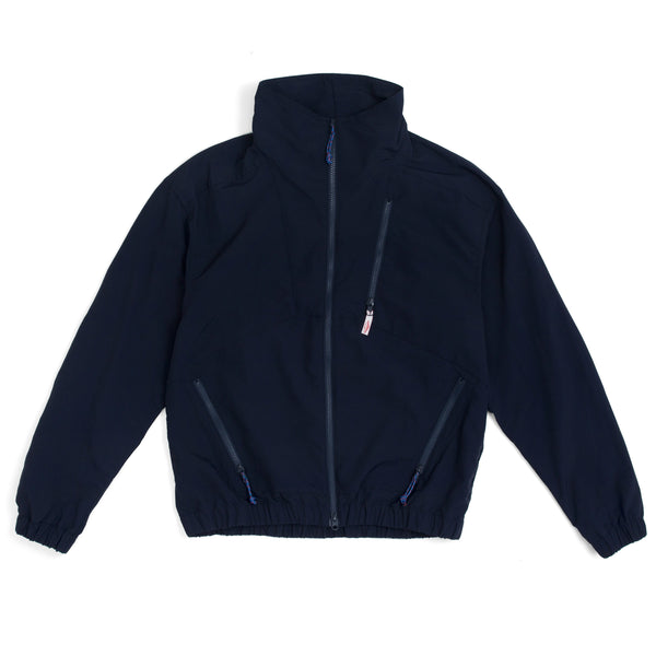 Nylon Jump Jacket, Navy/Navy