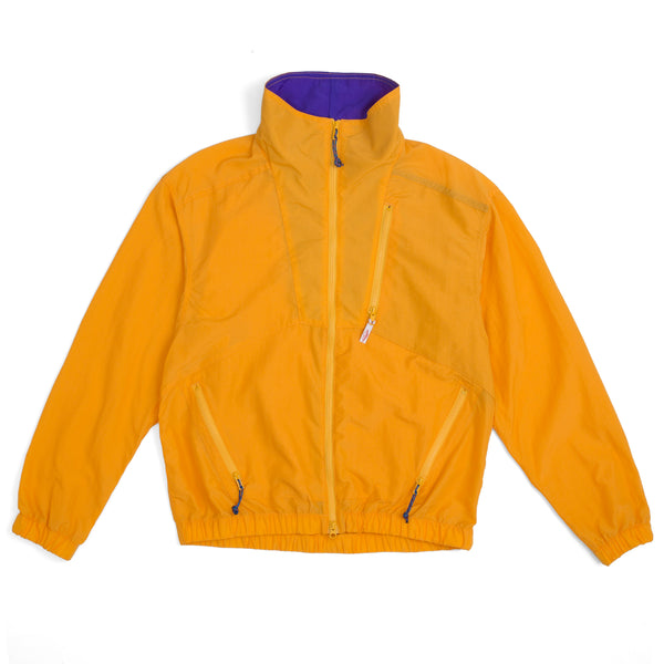 Nylon Jump Jacket, Mango/Purple