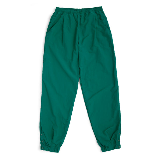 Nylon Jump Pants, Teal