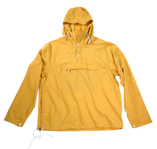 Packable Anorak, Mustard