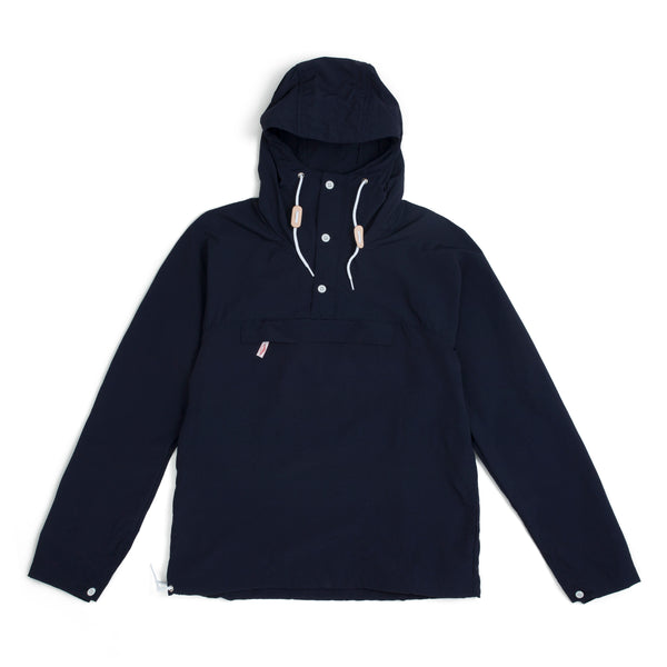 Packable Anorak, Navy