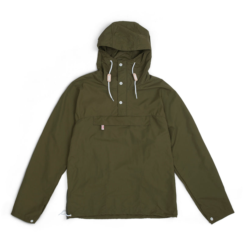 Packable Anorak (SS19), Olive