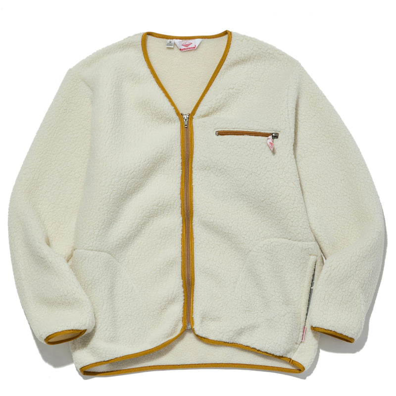 Lodge Cardigan, Natural