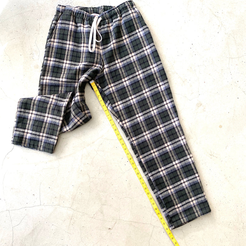 Active Lazy Pants, Vertical Stripe