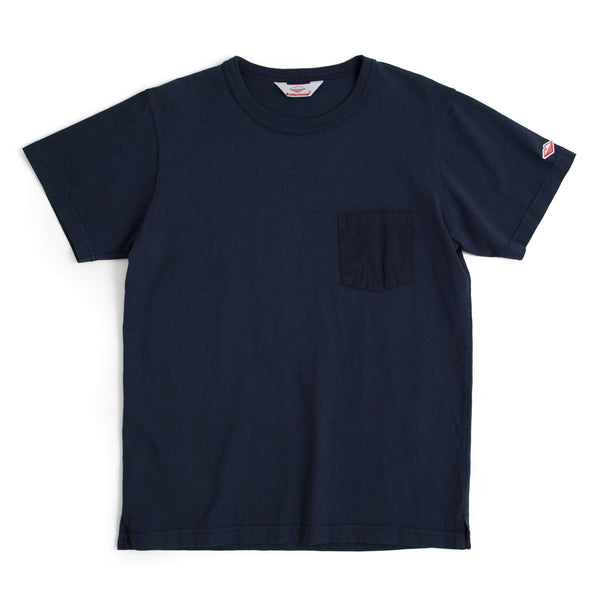 Pocket Tee Shirt, Navy