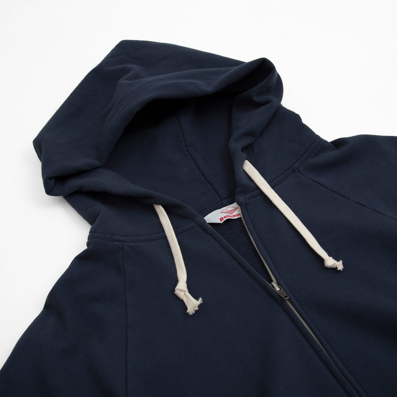 Reach-Up Zip Hoody, Olive