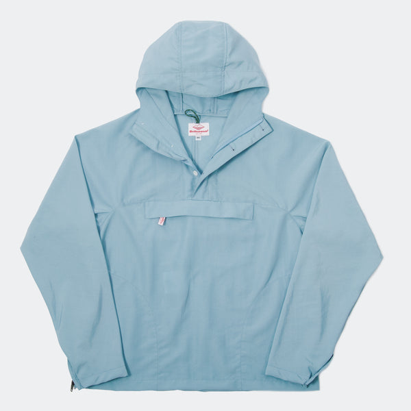 Packable Anorak, Powder Blue