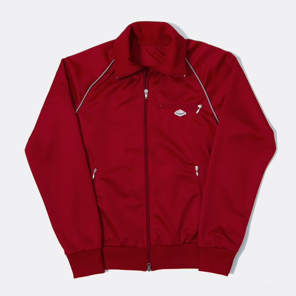 Track Jacket, Red