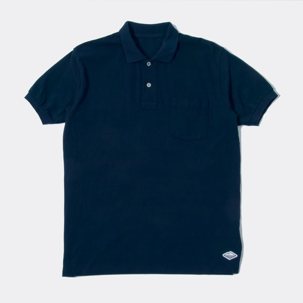 Polo Shirt, Navy