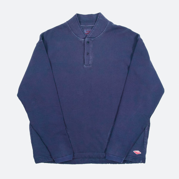 L/S Sweat Pullover, Navy