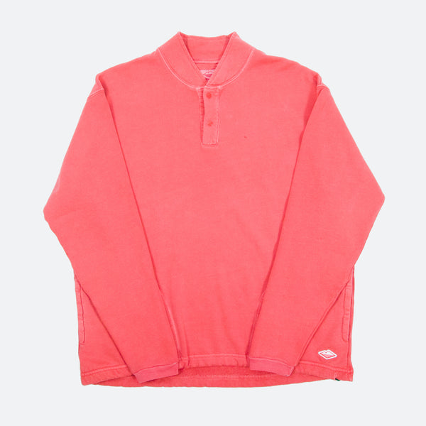L/S Sweat Pullover, Red