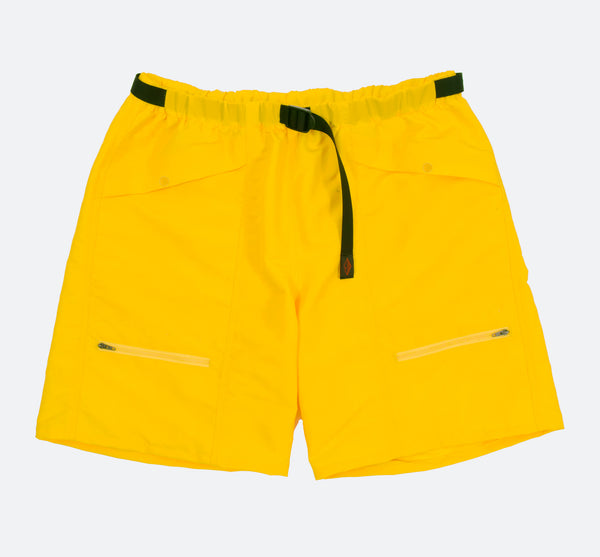Camp Shorts, Yellow