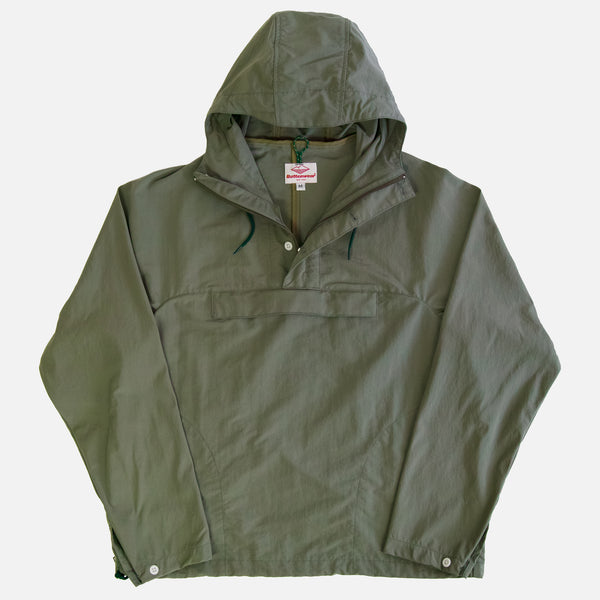 Packable Anorak, Light Olive