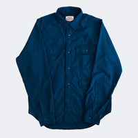 L/S Camp  Shirt, Navy