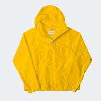 Packable Anorak, Yellow