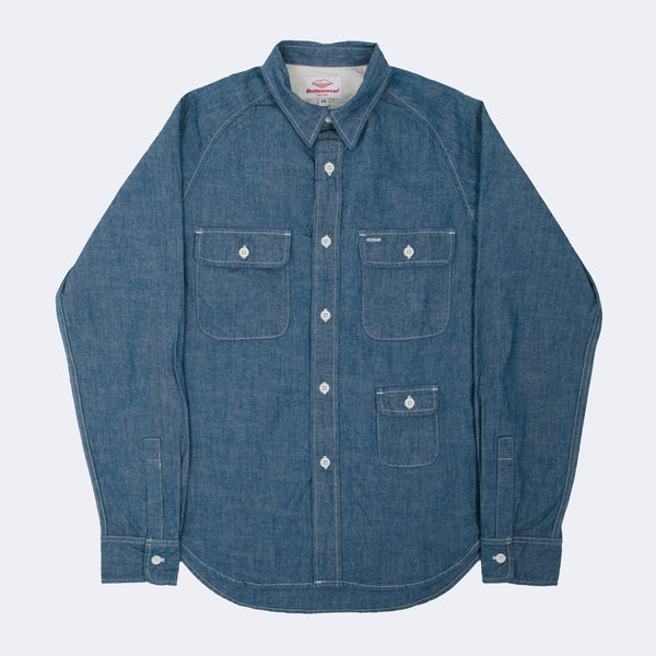 Camp Shirt, Indigo