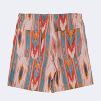 Active Lazy Shorts, Earth Ikat