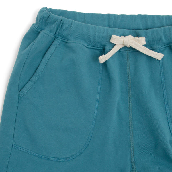 Step-Up Sweatpants, Teal