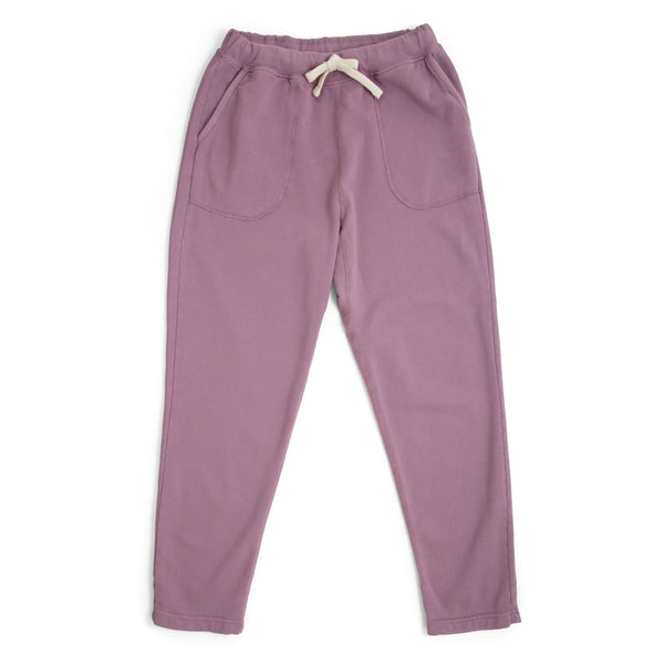 Step-Up Sweatpants, Dark Lavender