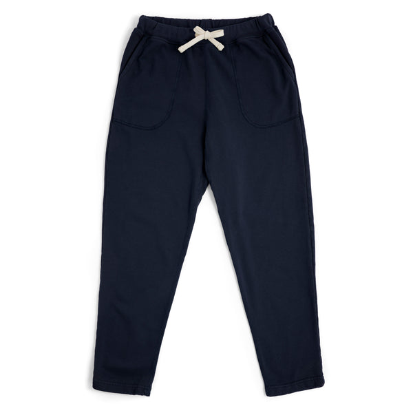Step-Up Sweatpants, Navy