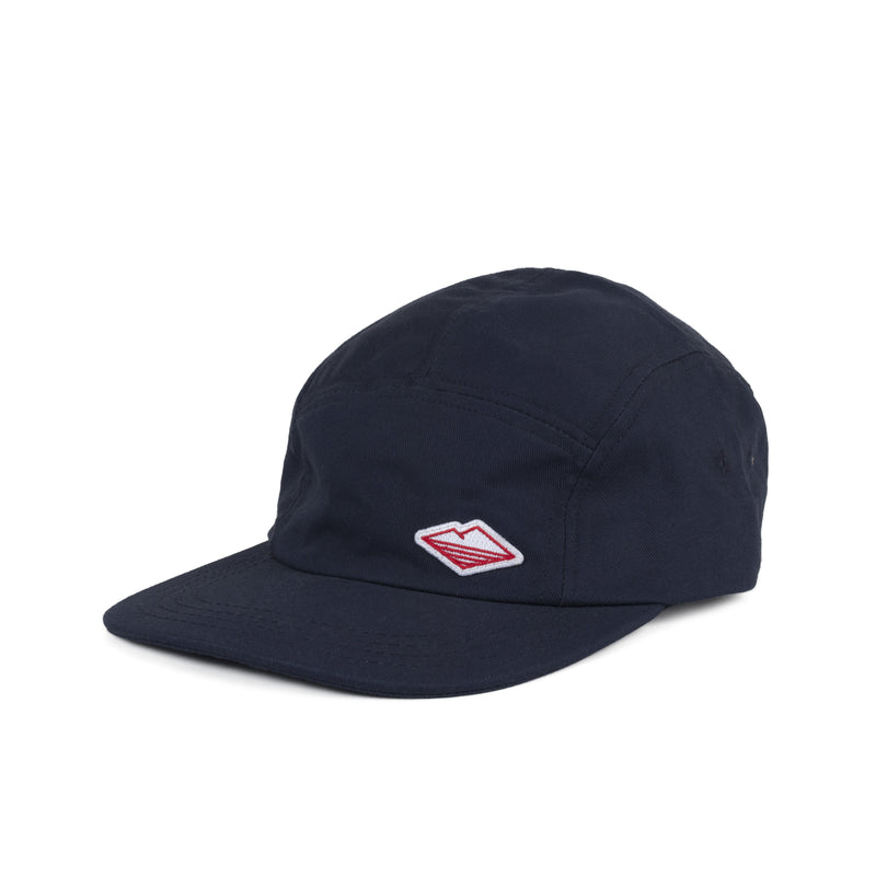 Travel Cap, Navy Cotton Twill