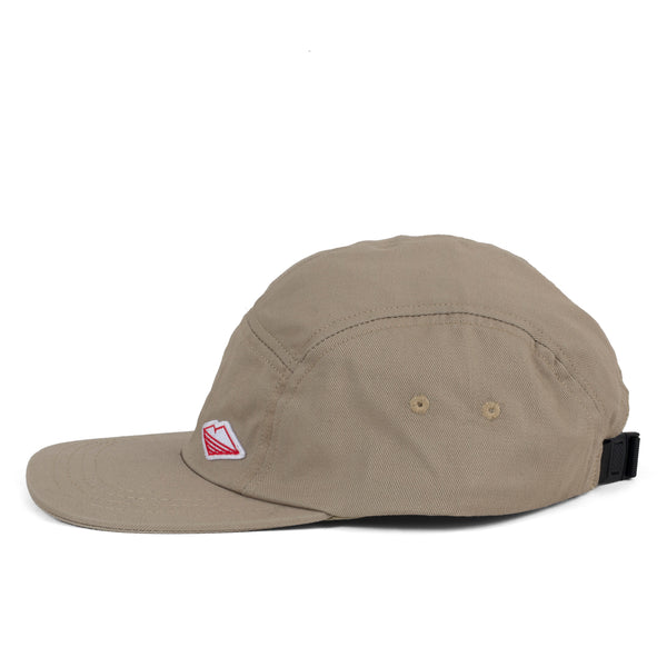 Travel Cap (SS19), Pink Cotton Twill