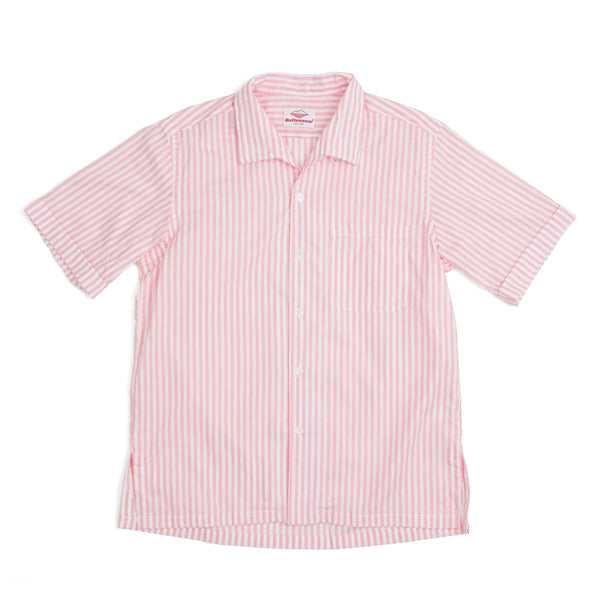 Zuma Shirt, Pink Stripe