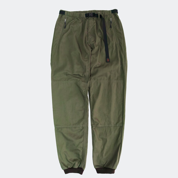 Bouldering Pants, Army Green