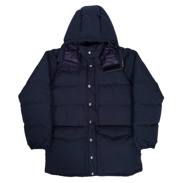 Batten-Down Parka, Navy