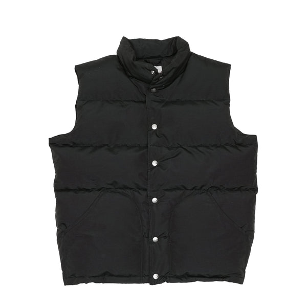 Batten-Down Vest (60/40), Black