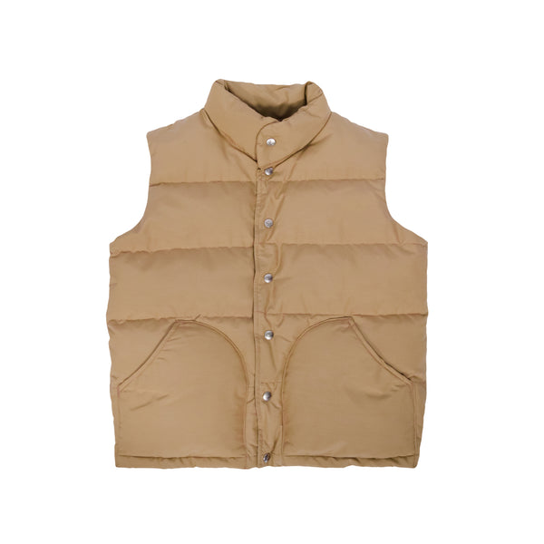 Batten-Down Vest, Khaki