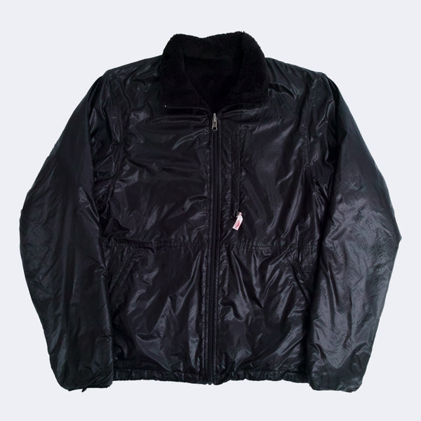 Reversible Camper Jacket, Black/Black