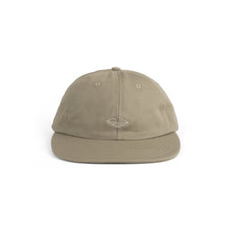 Field Cap (SS19), Khaki Cotton Twill