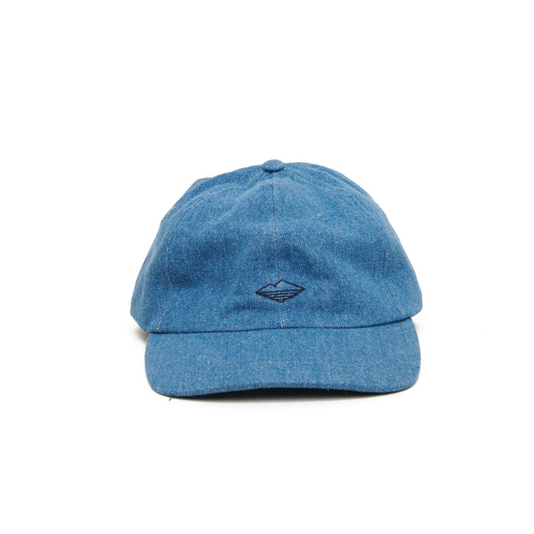Field Cap (FW19), Medium Blue Jean
