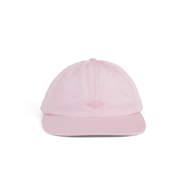 Field Cap, Pink Cotton Twill