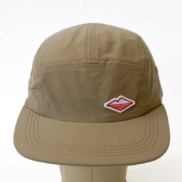 Travel Cap, Tan Nylon