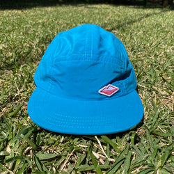 Travel Cap, Teal Nylon