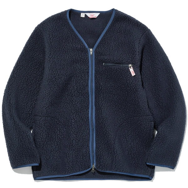 Lodge Cardigan, Navy