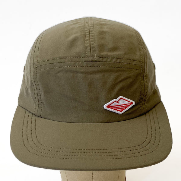 Travel Cap, Olive Nylon