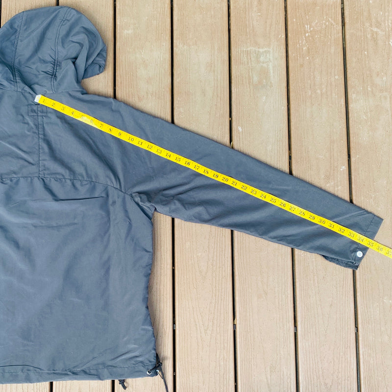 Packable Anorak, Midnight Blue