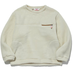Lodge Crewneck, Natural
