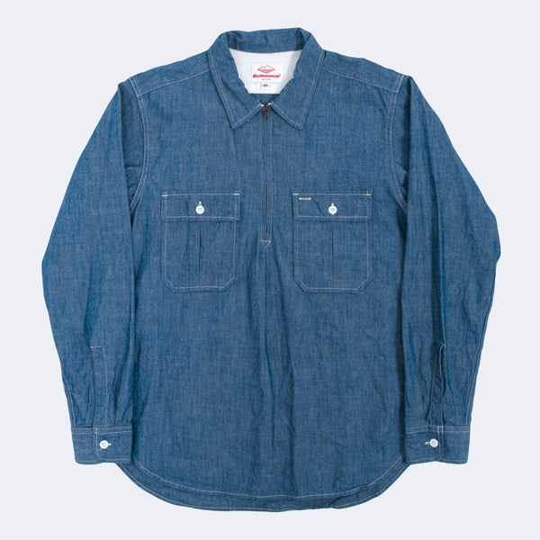 Garage Shirt, Indigo